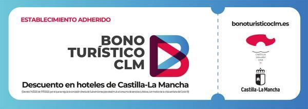 BONO TURISTICO CASTILLA LA MANCHA - AGENCIA ADHERIDA
