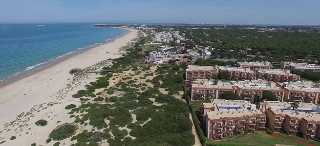 APARTHOTEL DUNAS DE CHICLANA 4**** (Chiclana de la Fra. / Costa de Cadiz)  9 a 12 de Octubre por solo 135€