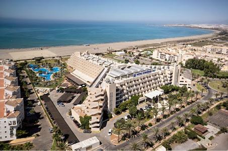 AR ALMERIMAR 4**** (Costa de Almeria) / 2 al 5 de septiembre por solo 239€