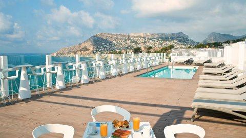 BUS + BAHIA CALPE PV 4**** (Calpe / Costa de Alicante) 22 a 27 de Agosto, solo 399€.