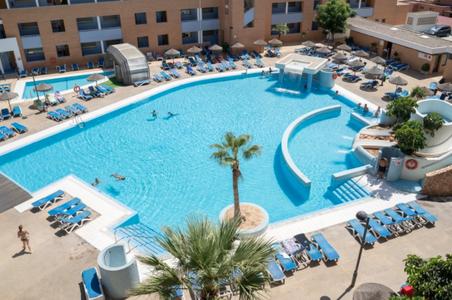 NEPTUNO 4**** (Roquetas de Mar / Costa de Almeria) del 25 al 29 de Agosto por solo 320€