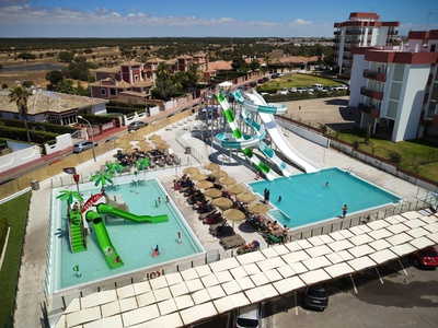 OHTELS CARABELA BEACH 4**** (Matalascañas / Costa de Huelva)