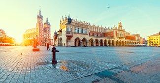 Encantos de Cracovia