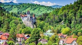 Rumania, rutas románticas.