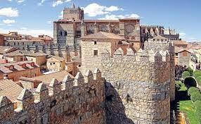 El Mudejar de Arévalo y Ávila